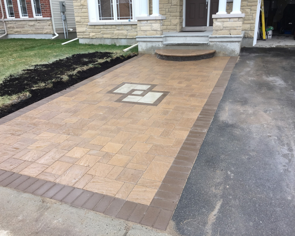 Eva Product is the best paver for driveway.