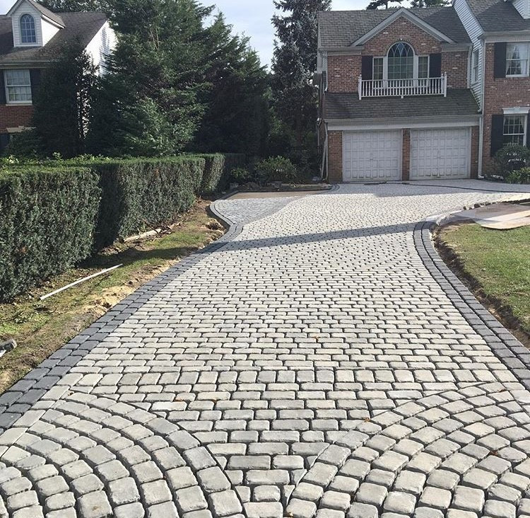 Techo-Bloc Villagio Paver. Great way to add design to your project!